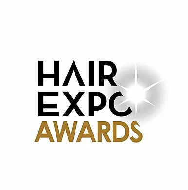 Hair Expo Awards Logo.